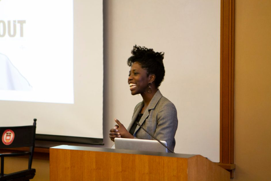 Asare Closes Out AADS Lecture Series