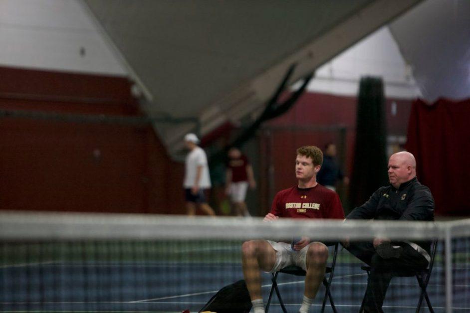 Brown Beats Men's Tennis for Ninth Year Running