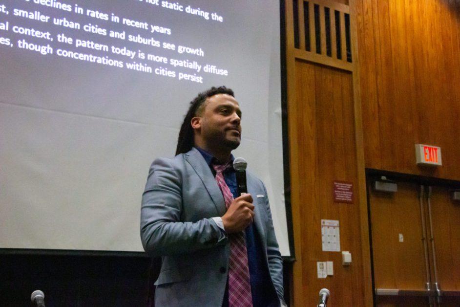 Rise3 Symposium Explores Effects of Incarceration