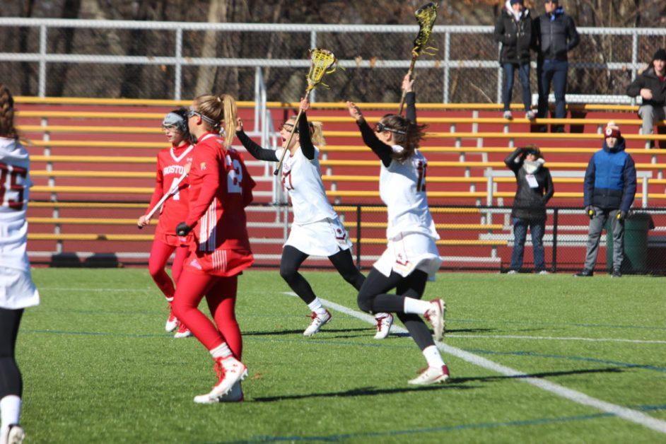 No. 1 BC Starts Season With Dominant Victory Against BU