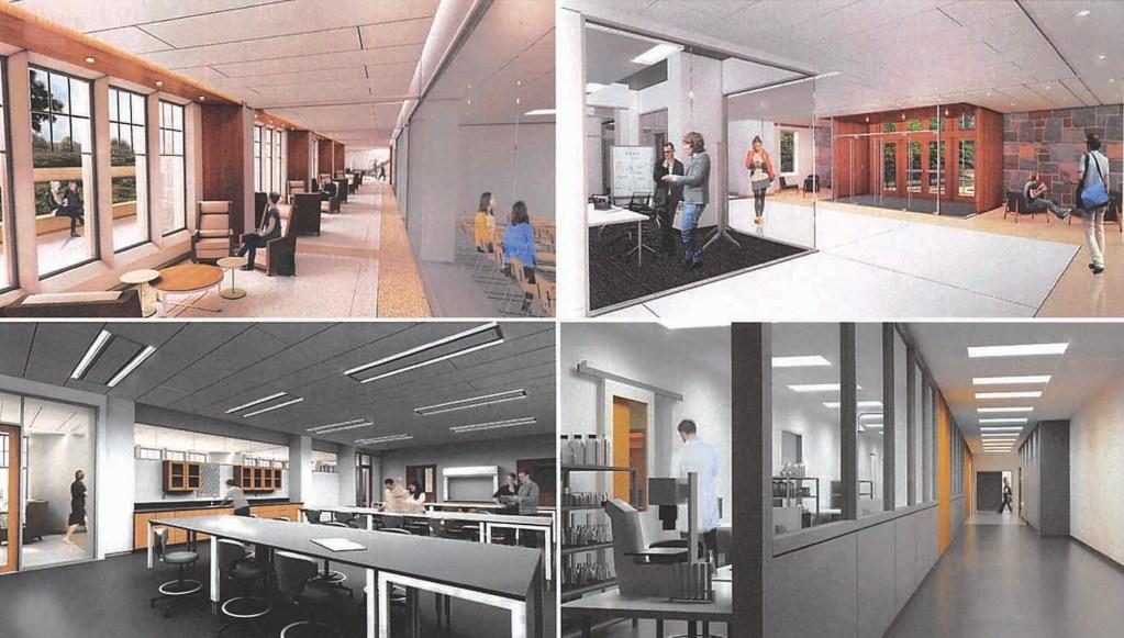 Boston College Submits Blueprints for Schiller Institute