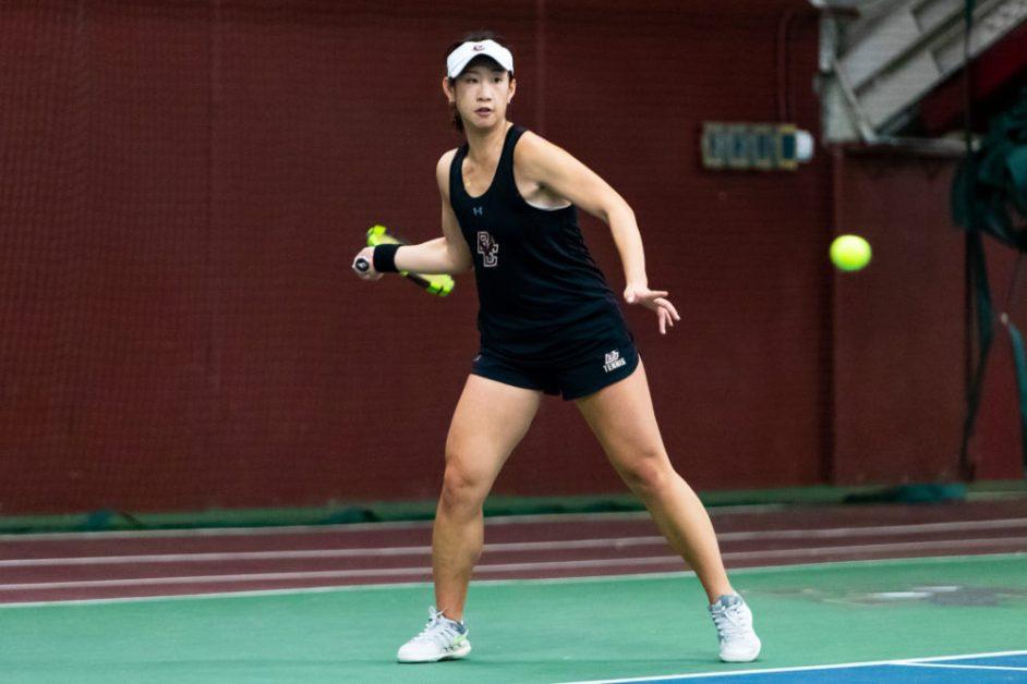 Clemson Hands Women's Tennis Its Fifth Straight Loss