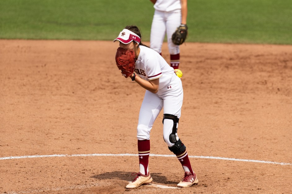 Eagles Blown Out by No. 24 Hokies at Home