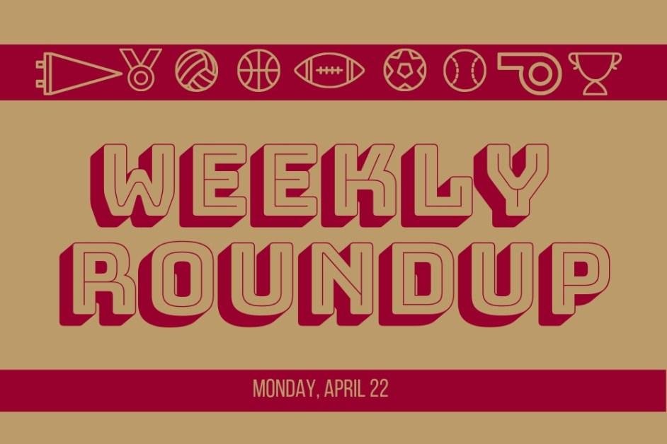Weekly Roundup: Lacrosse Completes Perfect Regular Season, Baseball Swept at North Carolina