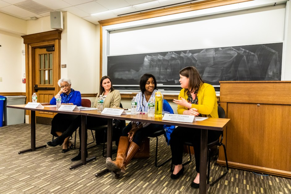 Campus Ministry Event Addresses Representation of Women, Sexuality in the Church