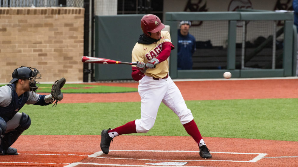 BC Batters Bully Quinnipiac in Comfortable Victory
