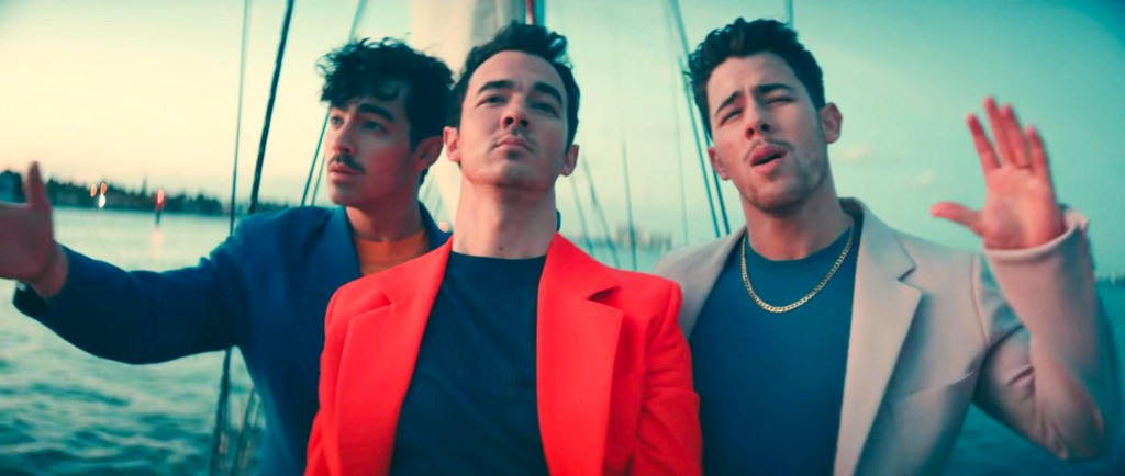 Jonas Brothers Go Old School in 'Cool' Music Video