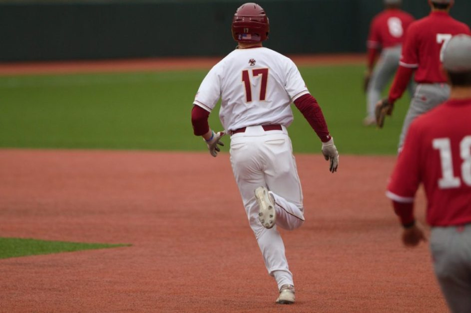 Eagles Rally, Fall Just Short Against No. 1 N.C. State