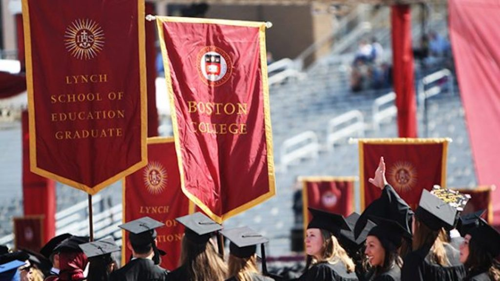 BC Cancels Previously Rescheduled Commencement for Class of 2020