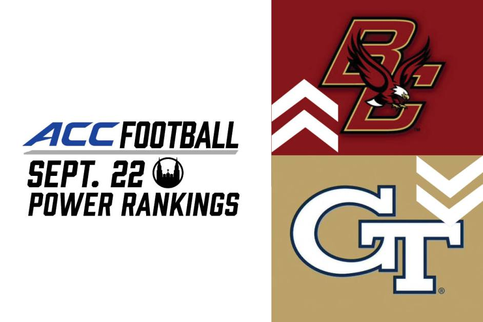 ACC Power Rankings: A Week of Unknowns