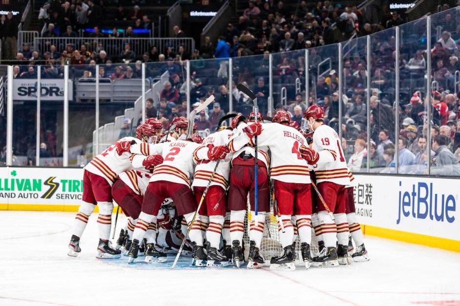 Six Eagle Hopefuls Prepare for the 2020 NHL Draft