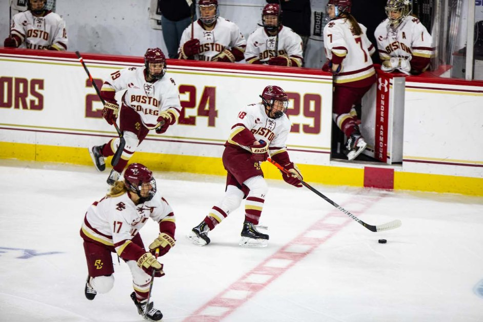 Eagles Sweep Season-Opening Series With Two Wins Over UNH