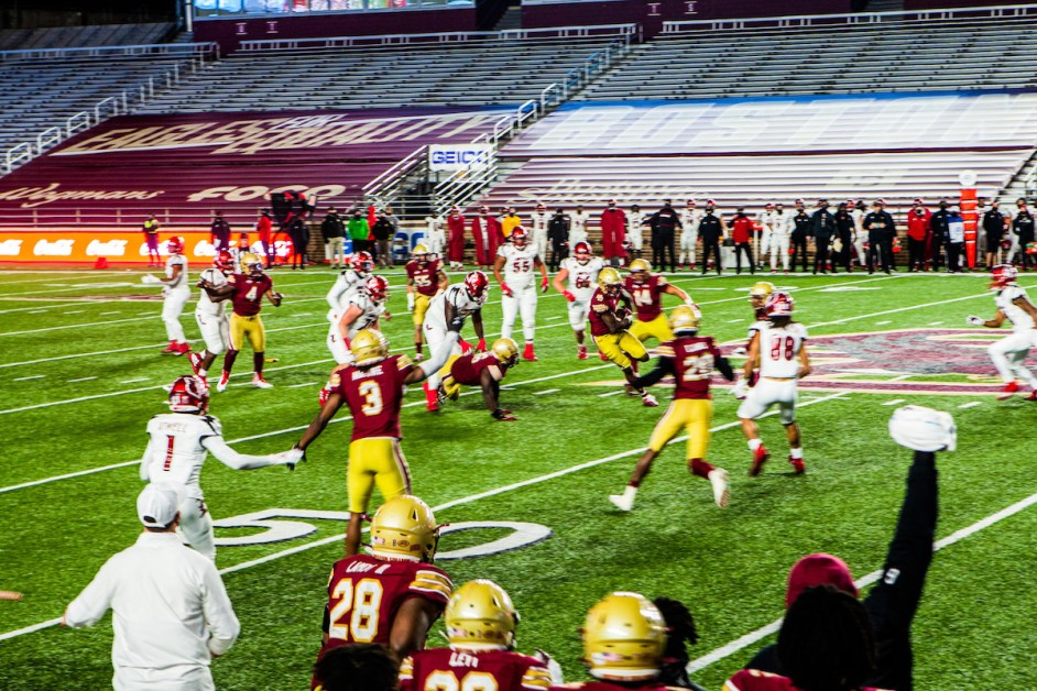 Notebook: Grosel, Special Teams Shine in Fifth ACC Win