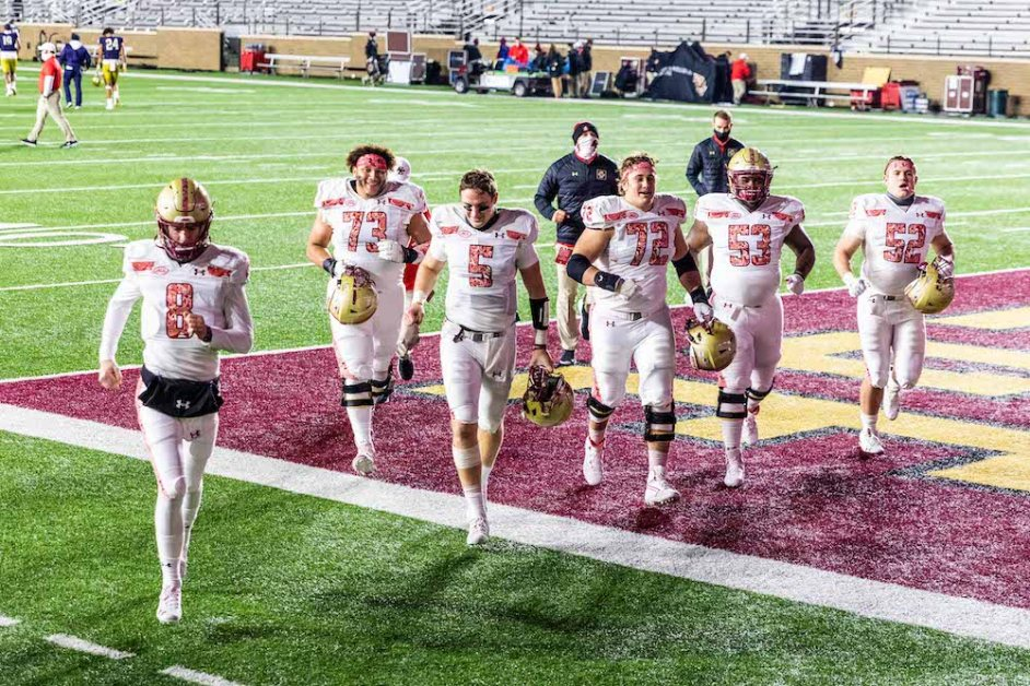 Projecting BC's Bowl Game Placement