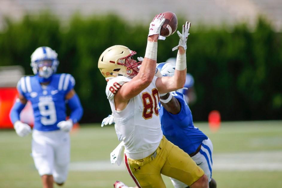 Hunter Long Declares for 2021 NFL Draft
