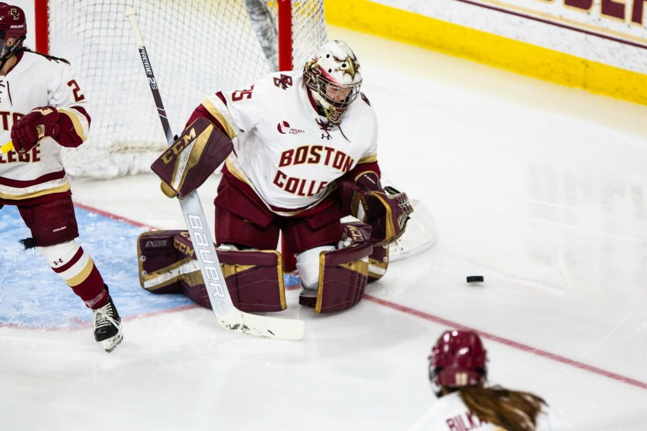 Eagles Get Crafty in Win Over UConn