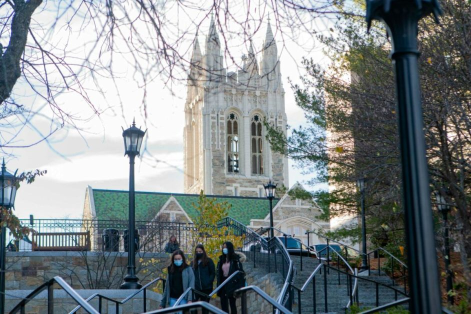 BC Reports Highest Number of Undergrad Cases, Students in Isolation