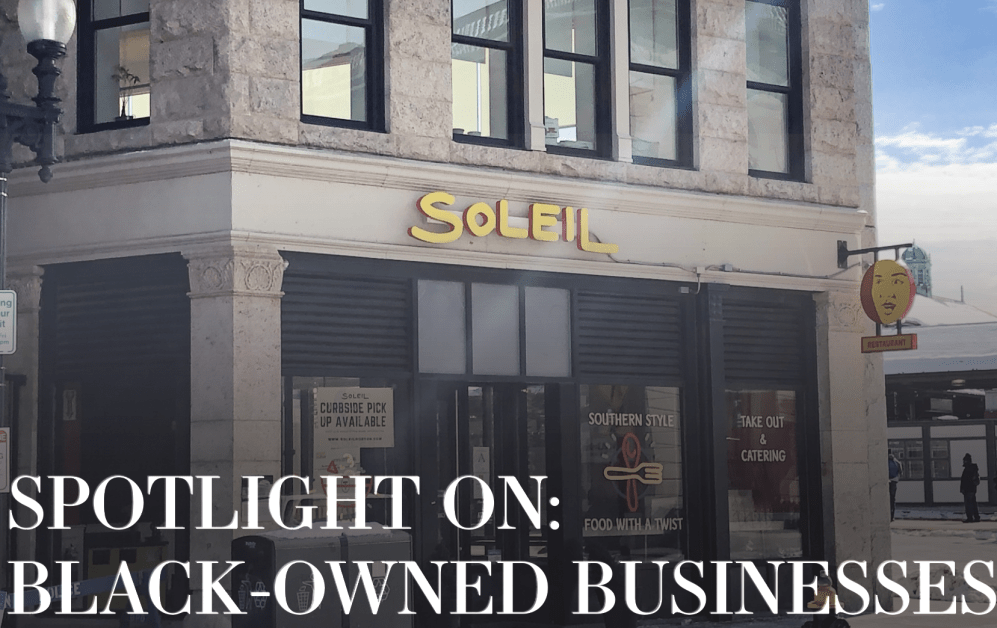 Soleil Fosters Community with Loyal Customers and Soul Food
