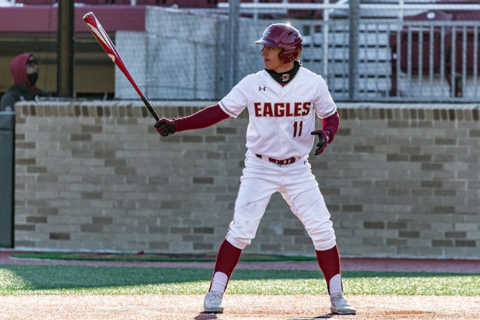 BC Completes Series Sweep of Charleston Southern
