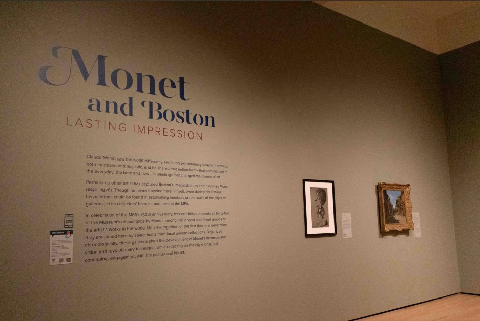 MFA Extends Showing of 'Monet and Boston: Lasting Impressions'