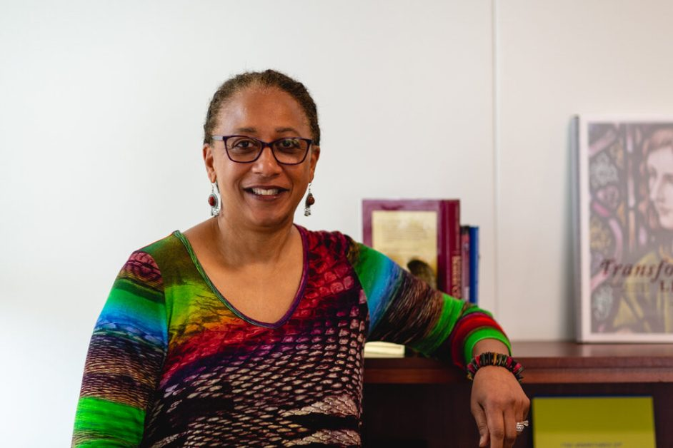 Joy Moore Steps Down as VP for Student Affairs