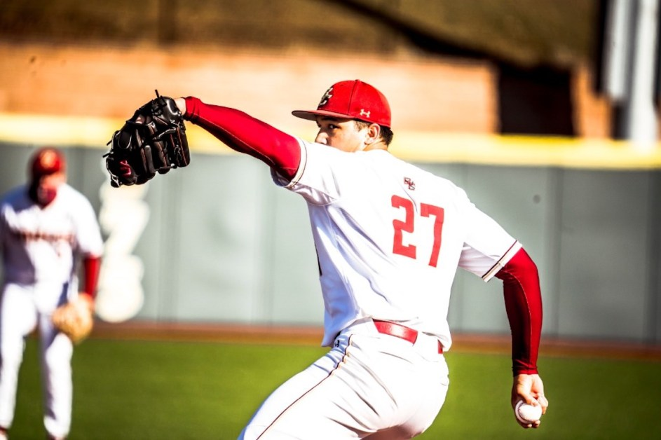 BC Opens Weekend Series With 9-3 Loss to UNC