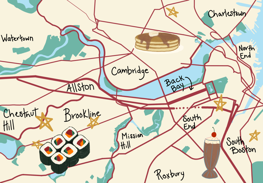 A BC Student's Guide to Navigating Boston Restaurants