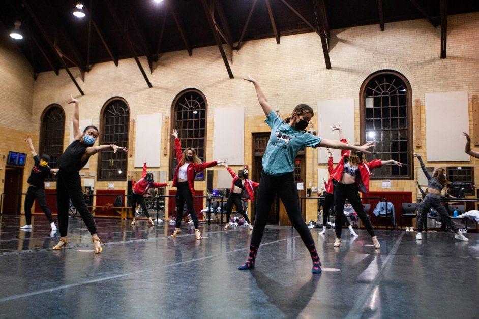 Showdown 2021: Dance Groups Step Up Despite Pandemic