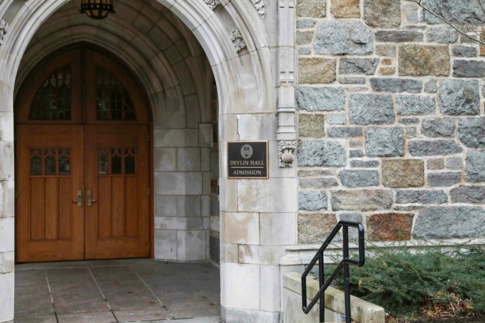 BC Admits 18.9 Percent of Applicants to Class of 2025