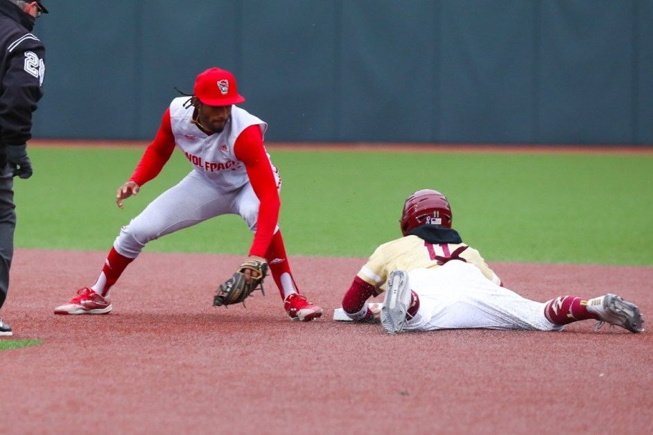 Wolfpack Sweeps Series Despite Strong Stiegler Outing