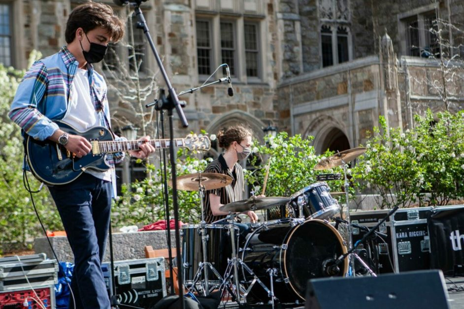 Student Musicians Conquer Battle of the Bands