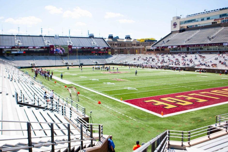 Eagles Capitalizing Early on NCAA Rule Change