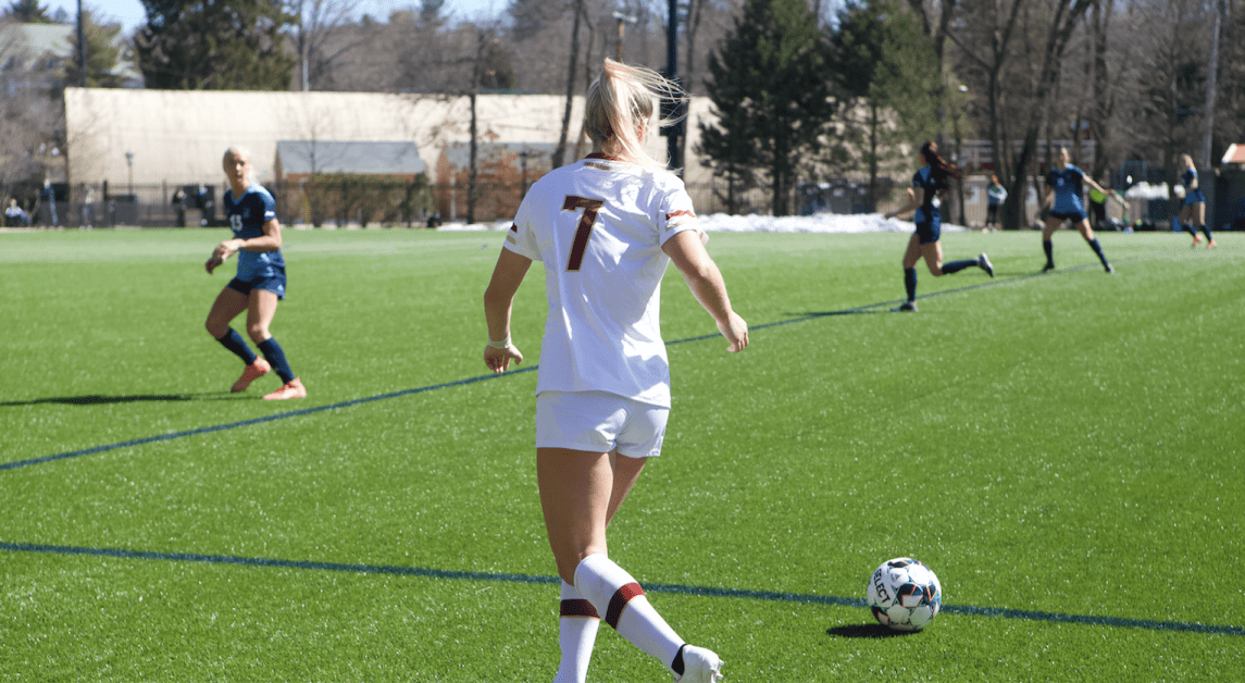 BC Earns Hard-Fought Win Over Holy Cross