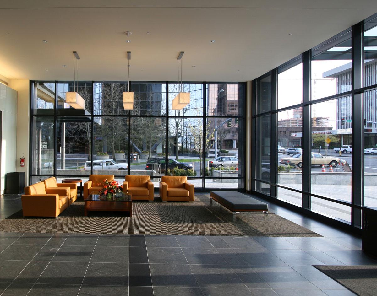 Expedia Building Bellevue Properties Hines
