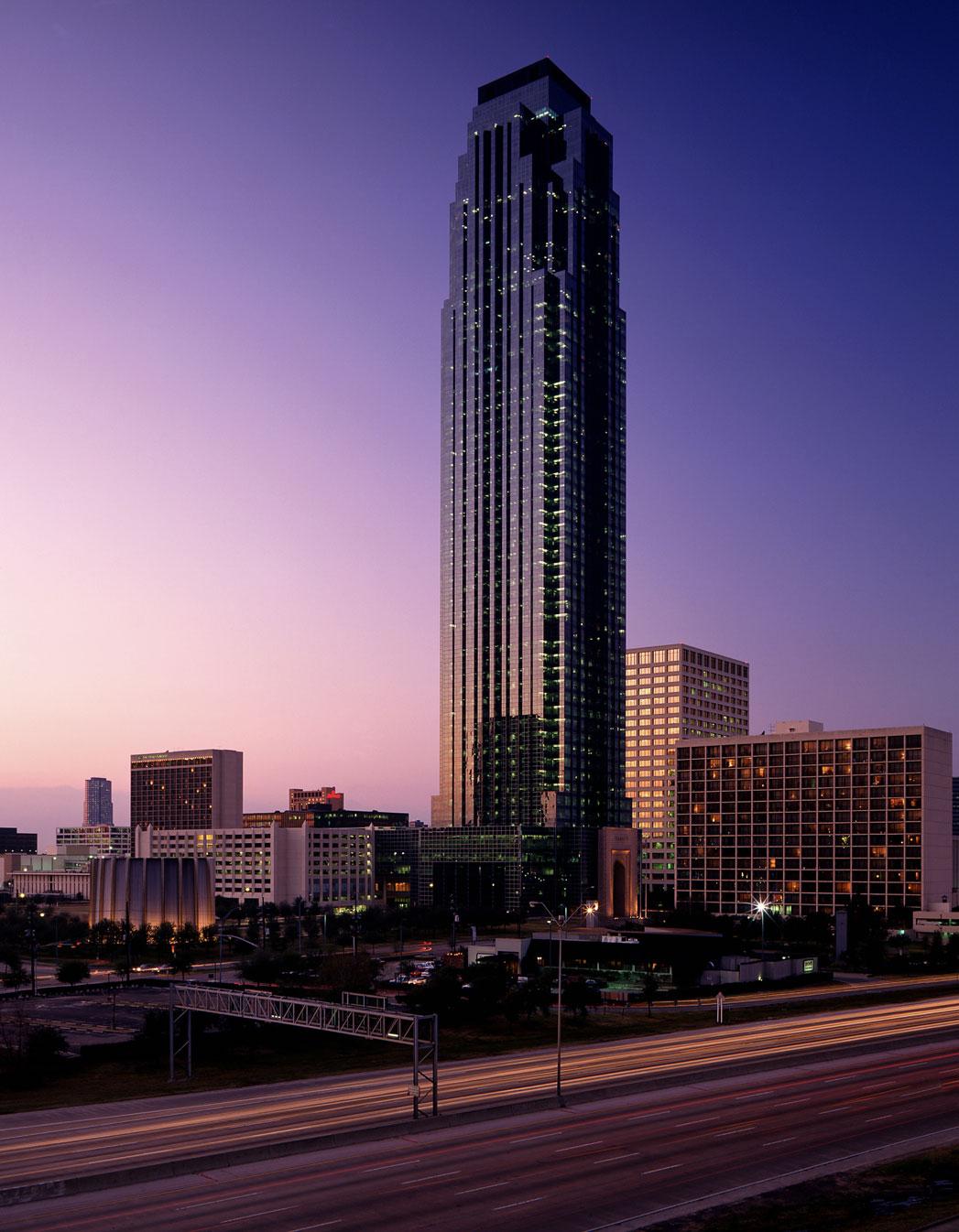Williams Tower Houston Properties Hines