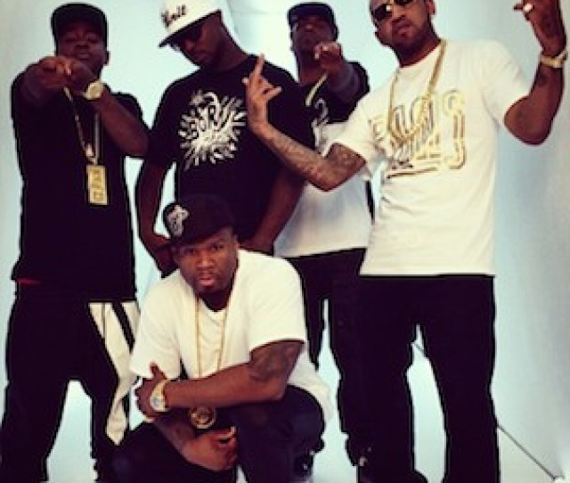 50 Cent G Unit Detail Brotherhood In Full Shade45 Reunion Special Interview