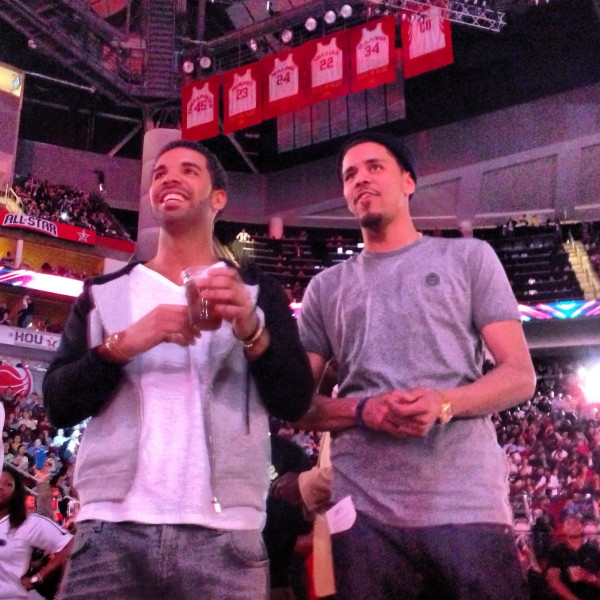 Drake Wishes J Cole And Rick Ross Happy Birthday HipHopDX