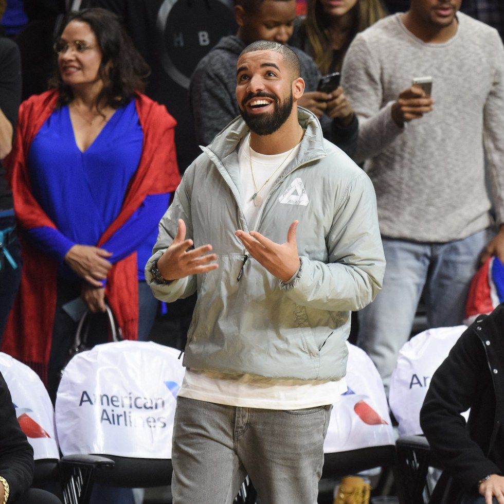 Drake To Coach Team Canada Against Kevin Hart's Team USA ...