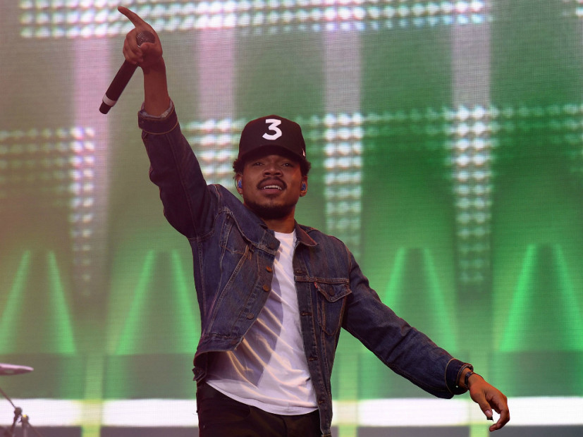 Chance The Rapper Says Grammys Should Nominate Coloring