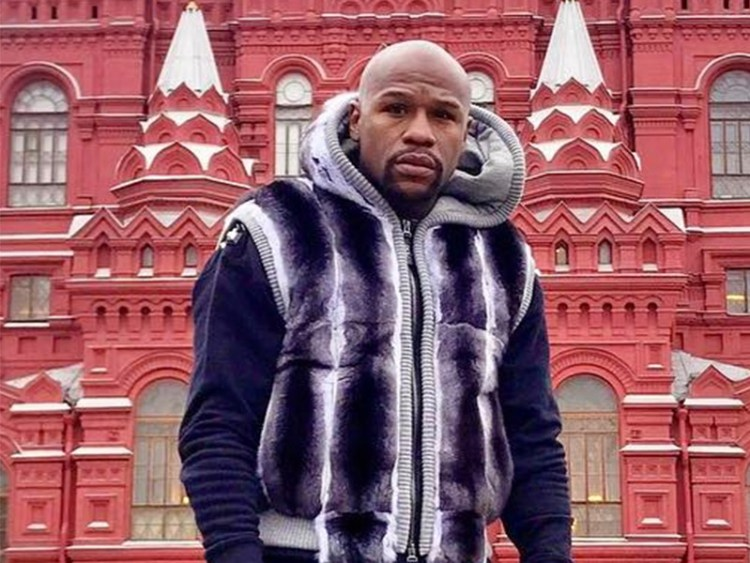 "Floyd Mayweather Says New Rappers Have Made It ""OK To Be A Junkie"""