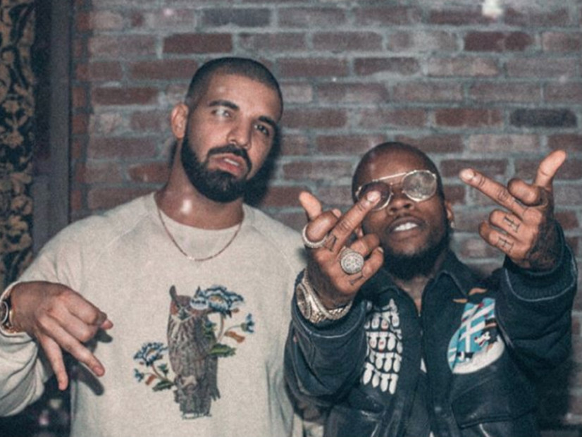Image result for drake and tory lanez