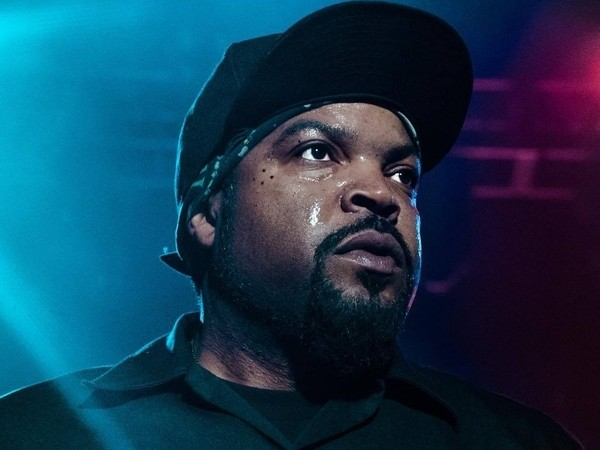Ice Cube Gets Star On Hollywood Walk Of Fame