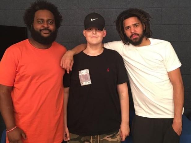 J. Cole & Bas Surprise Fan Diagnosed With Rare Cancer