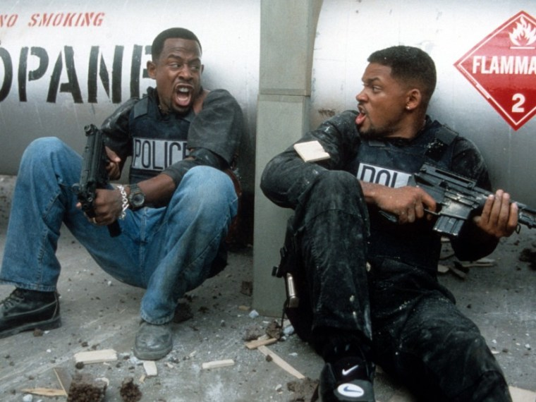 """""""Bad Boys III"""" Starring Will Smith & Martin Lawrence Gets Release Date"""