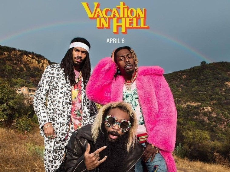 "Flatbush Zombies Are Back With ""Vacation From Hell"" LP"