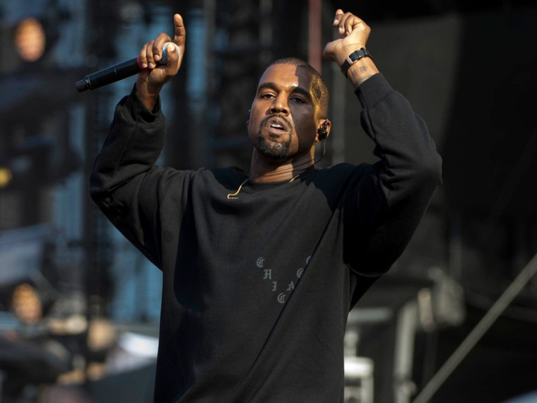 Kanye West Reveals Potential Tracklists For Nas, Pusha T & Kid Cudi Albums