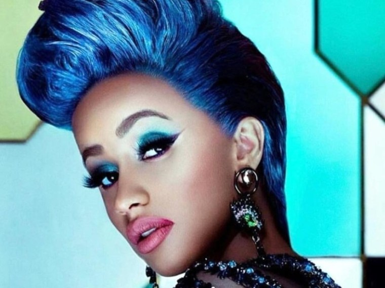 "Cardi B Delivers ""Invasion Of Privacy"" LP"