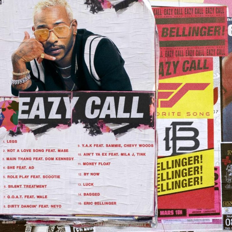 Eric Bellinger Eazy Call