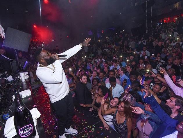 Rick Ross, Travis Scott, Lil Skies, Trippie Redd & More To Hit HARD Summer Festival 2018
