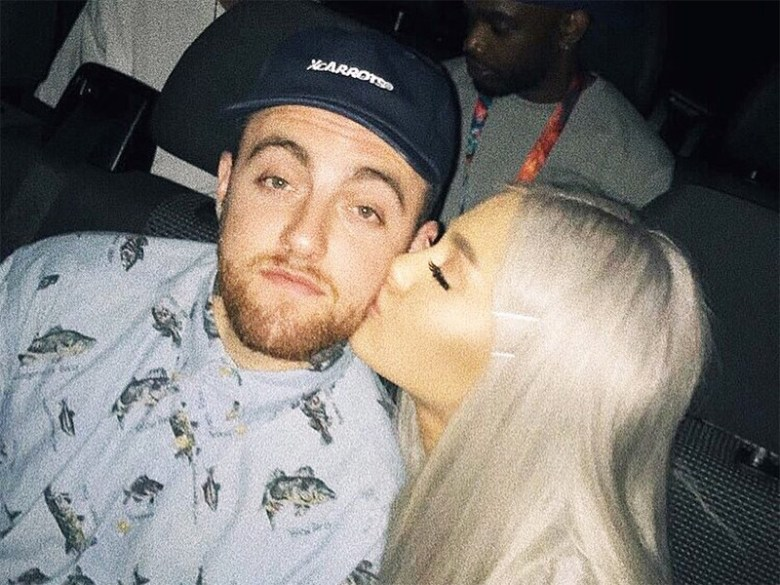 Mac Miller & Ariana Grande Split Up